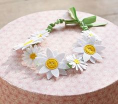May Day Flower Crown