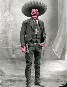 """""""es mejor morir de pie que vivir de rodillas.""""Zapata +:)"""