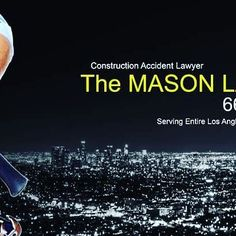 Need a construction accident lawyer? Contact The Mason Law Firm - Your Personal Injury Attorney.  Mrscvlaw.com  Graphics, Website, Social Media Marketing, and SEO provided by emprezo.com.  Looking to grow your business, contact wilberto@emprezo.com  #websitedesigner #socialmediamarketing #socialmedia #websitedevelopment #seo #graphicdesign #graphicdesigner #losangeles Business Contact, Injury Attorney, Personal Injury, Growing Your Business, Lawyer, Social Media Marketing, Seo, Construction, Graphics