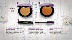 Playful: Quality skincare and indulgent make up.