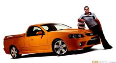 BF Ford Falcon XR Ute by Craig Lowndes