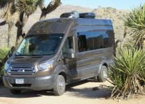Transit Camper Van Comfort