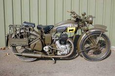 Royal Enfield WD/C 350