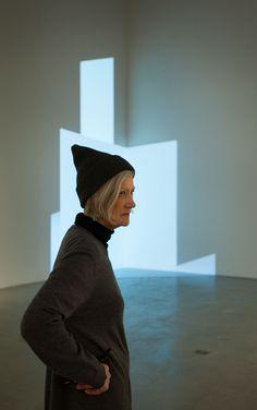 Young at Art - Barbara Kasten-Wmag