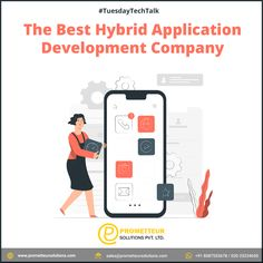 We are leading Hybrid App Development Company in India, Hire our experts Hybrid App Developer to build a Mobile App.  #mobileappdevelopment #hybridapp #mobileapp #android #ios #prometteursolutions #loyaltyapp #androidapp #iosapp App Development Companies, Application Development, Mobile Web, Solution, Applications, Ios App, Android Apps, Good Things, India