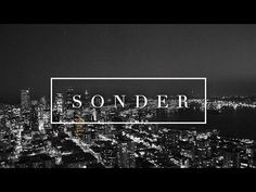 Sonder: The Realization That Everyone Has a Story by Dictionary of Obscure Sorrows. Lovely short