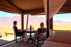From fuel to safety these Namibia travel tips will keep you informed before you arrive in the desolate Southwest African country. Honeymoon Destinations On A Budget, Cheap Honeymoon, Honeymoon Ideas, Time Travel, Travel Tips, Namib Desert, African Countries, Lodges, More Photos