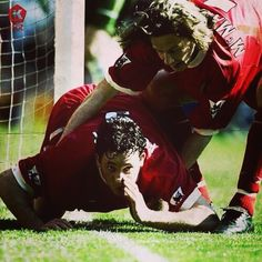 Robbie Fowler #Liverpool