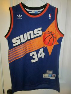 8826663a Details about Charles Barkley - Phoenix Suns Jersey - Adidas Adult Large