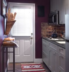 #purple #kitchen #decor ideas
