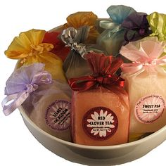 Organza Soap - pretty packaging