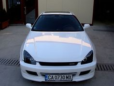 Any 5th gens interested in custom eyelids? - Honda Prelude Forum