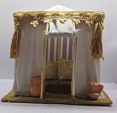 Immagine correlata Ideas, Christmas Yard, Be Creative, Births, Wilderness, Nativity Sets, Miniatures, Ornaments