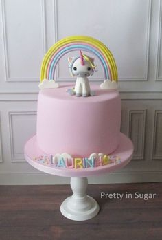 Unicorn Cake Unicorn Cake