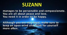 Find out the meaning of your name!