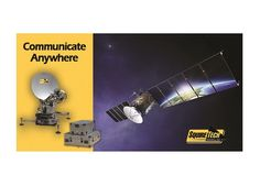 Squire Tech connects you to highspeed satellite communications via our VSAT Flyaway Satellite Antenna Systems