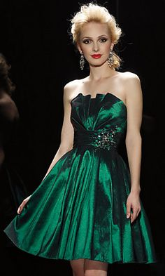 #coloroftheyear No Holiday or New Year's Eve party is complete without a killer dress.