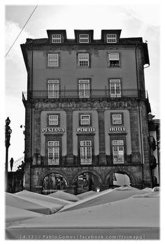 Pestana Porto Hotel, Ribeira [2013 - Porto / Oporto - Portugal] #fotografia #fotografias #photography #foto #fotos #photo #photos #local #locais #locals #baixa #baja #downtown #cidade #cidades #ciudad #ciudades #city #cities #europa #europe #turismo #tourism @Visit Portugal @ePortugal @WeBook Porto @OPORTO COOL @Oporto Lobers