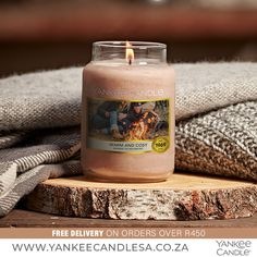 Warm and Cosy A beautiful bonfire night ends wrapped up in a soft blanket as you breathe in crisp, fresh notes of cedar, cashmere, and eucalyptus. Fragrance Notes: Top: Balsam, Peppermint, Eucalyptus Mid: Cashmere, Cedarwood, Golden Amber Base: Patchouli, Lit Firewood, Musk Top note is the initial impression of the fragrance, middle note is the main body of the scent and base is its final impression. Scented Candles, Candle Jars, Candle Warmer, Bonfire Night, Soft Blankets, Firewood, Peppermint, Cosy, Breathe