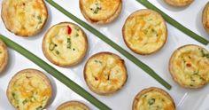 Davvero facile ricette del brunch: dolci a base di uova mini si può fare con i vostri bambini