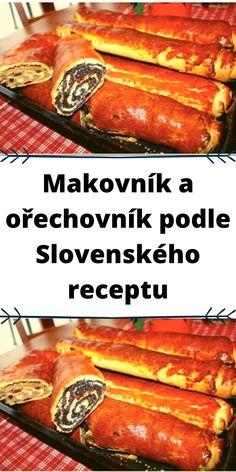 Czech Recipes, Homemade, Home Made, Hand Made