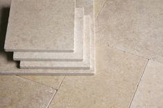 Monte Carlo limestone available in large and small sizes for floor tiles. Order your FREE sample of Monte Carlo tumbled limestone tiles today! Limestone Flooring, Natural Stone Flooring, Travertine Tile, Concrete Floors, Stone Backsplash, Stone Tiles, French Style Homes, Grease Stains, Bath
