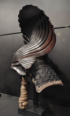 bael-art: Samaurai Helmet: Edo Period (17th century)