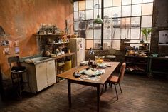 Love and Other Drugs - Julie Ray, a Theater, TV, and Film Set Designer based in Pittsburgh, PA