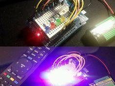 IR Control with Arduino