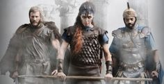 History Channel's 'Barbarians Rising' reinvents Hannibal, Spartacus and other rebels' failed conquest of the mighty Roman Empire - http://www.sportsrageous.com/entertainment/history-channels-barbarians-rising-reinvents-hannibal-spartacus-rebels-failed-conquest-mighty-roman-empire/23246/