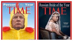 Trump's bogus Time cover — the fake news that launched an army of memes