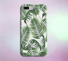 Palm  Print Phone CaseiPhone 7 iPhone 7 Plus by CaseCoutureShop