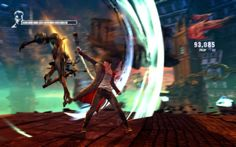 DmC: Devil May Cry Classic Video Game Artwork, Gameplay, Concept Art Devil May Cry, Geek Games, Pc Games, Hack And Slash, Gaming Station, Bad Azz, Classic Video Games, Crying, Funny Pictures