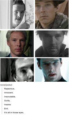 Dang...more talent in his eyes than most actors have in their whole bodies.