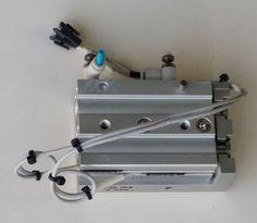 SMC MXS16-40 Linear Guide Pneumatic Air Cylinder Flow Regulators, 0.7MPa D-A93 #SMC