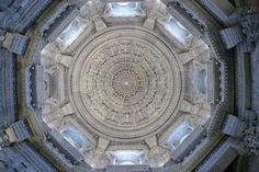 Akshardham Temple Dome. New Delhi