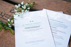 Pitsiset hääkutsut / Häät / Custom made romantic lace wedding invitation by www.makeadesign.fi