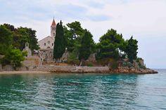 Kloster in Bol auf Brac #Reisen #Kroatien #Urlaub #Dalmatien