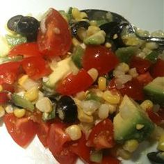 Add Mrs. Wages Chipotle and Garlic seasoning for some extra kick to this mouth watering Avocado Salsa recipe!