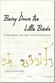 Bring Down the Little Birds af Carmen Gimenez Smith, ISBN 9780816528691
