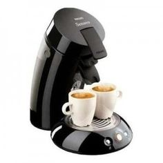 The Senseo Coffee Maker produced by the Philips Electronics Corporation-is one of the greatest selling coffee makers when considering single-serve coffee pots .