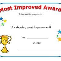 Blank Certificate  Art Award Certificate  CertificatestreetCom