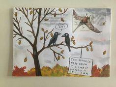 Envelope illustrated by Axel Scheffler