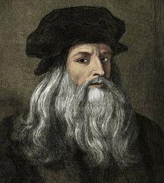Leonardo da Vinci leefde van 1452 tot 1519 in Italië. Hij was altijd op zoek naar iets nieuws en als hij iets had bedacht schreef hij het op in zijn notitieboekje en maakte er ook een tekening bij. De vliegmachine is een uitvinding van hem. Hij wou alles weten over het menselijk lichaam, omdat hij dan makkelijker een persoon kon schilderen. Dit norm je ANATOMIE, de kennis van het menselijk lichaam. Hij ging daarom vaak naar een lijken huis om lichamen te bestuderen. Dat was toen streng…