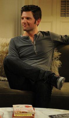 Adam Scott Lookin' fine as can be!!!