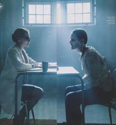 Harleen and The Joker: Suicide Squad movie.