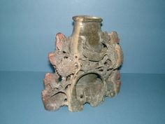 Victorian Chinese Hand Carved Soapstone Spill by BiminiCricket, $45.00