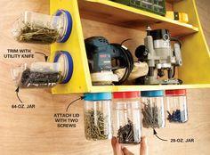 Reciclar Peanut Butter Jars