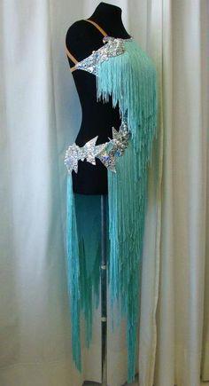 Lenique Latin Ballroom Dress