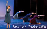 New York Theatre Ballet; photo Tom Caravaglia